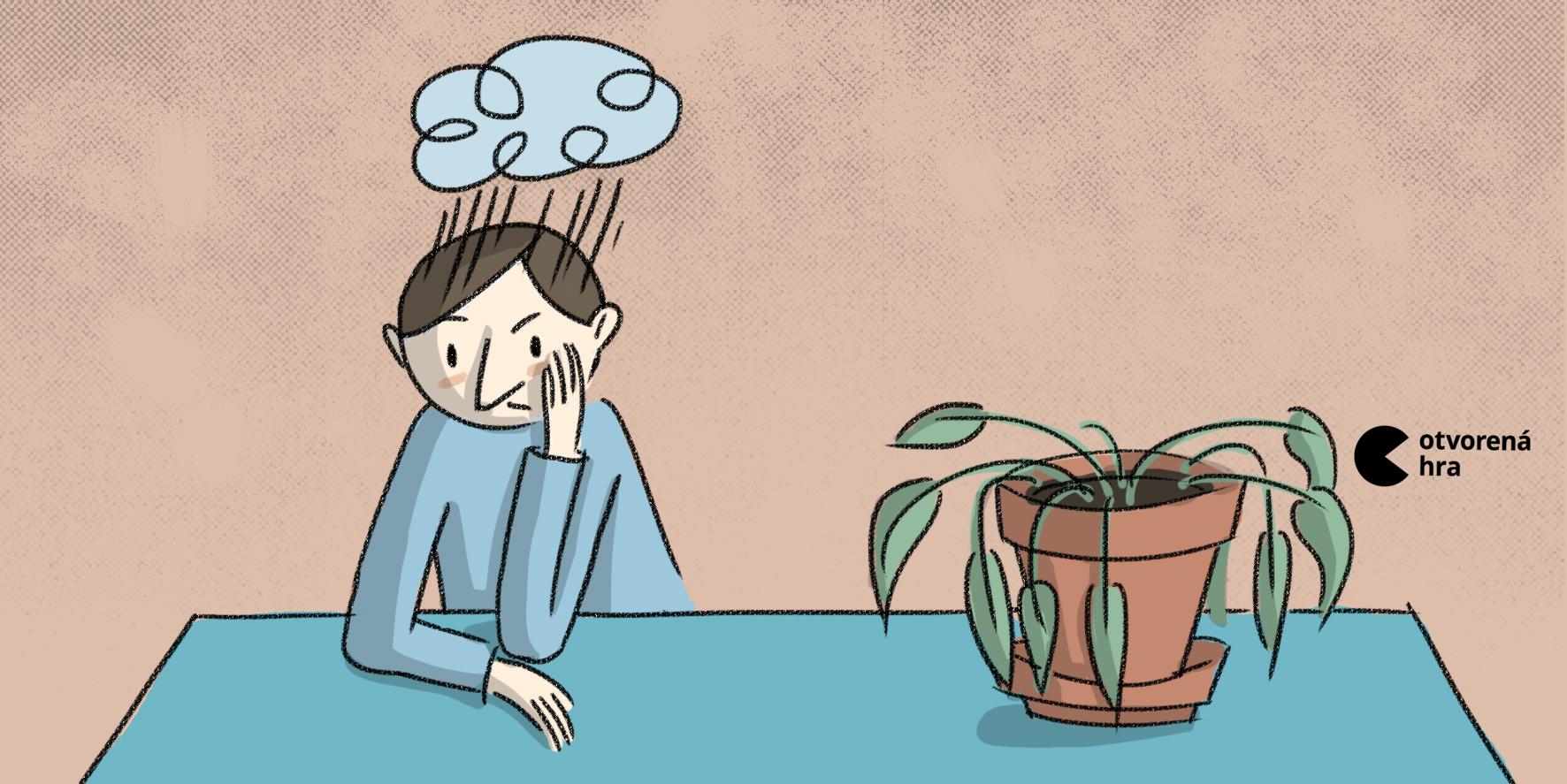 Čo robiť, keď to niekto zámerne preháňa s pesimizmom
