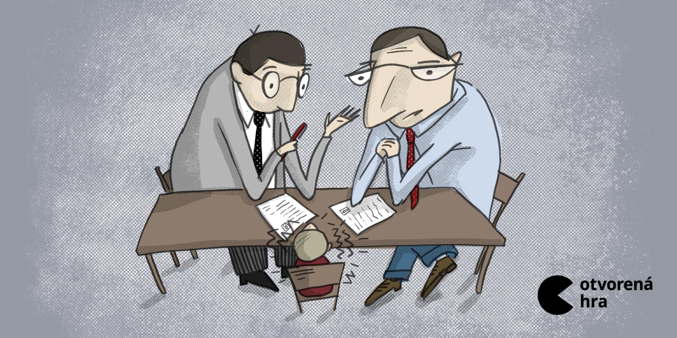 Ako sa nenechať nachytať na pohovore?