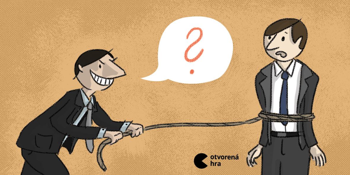 Poznáte najčastejšie používané manipulatívne otázky a viete, ako na ne reagovať? [1. časť]