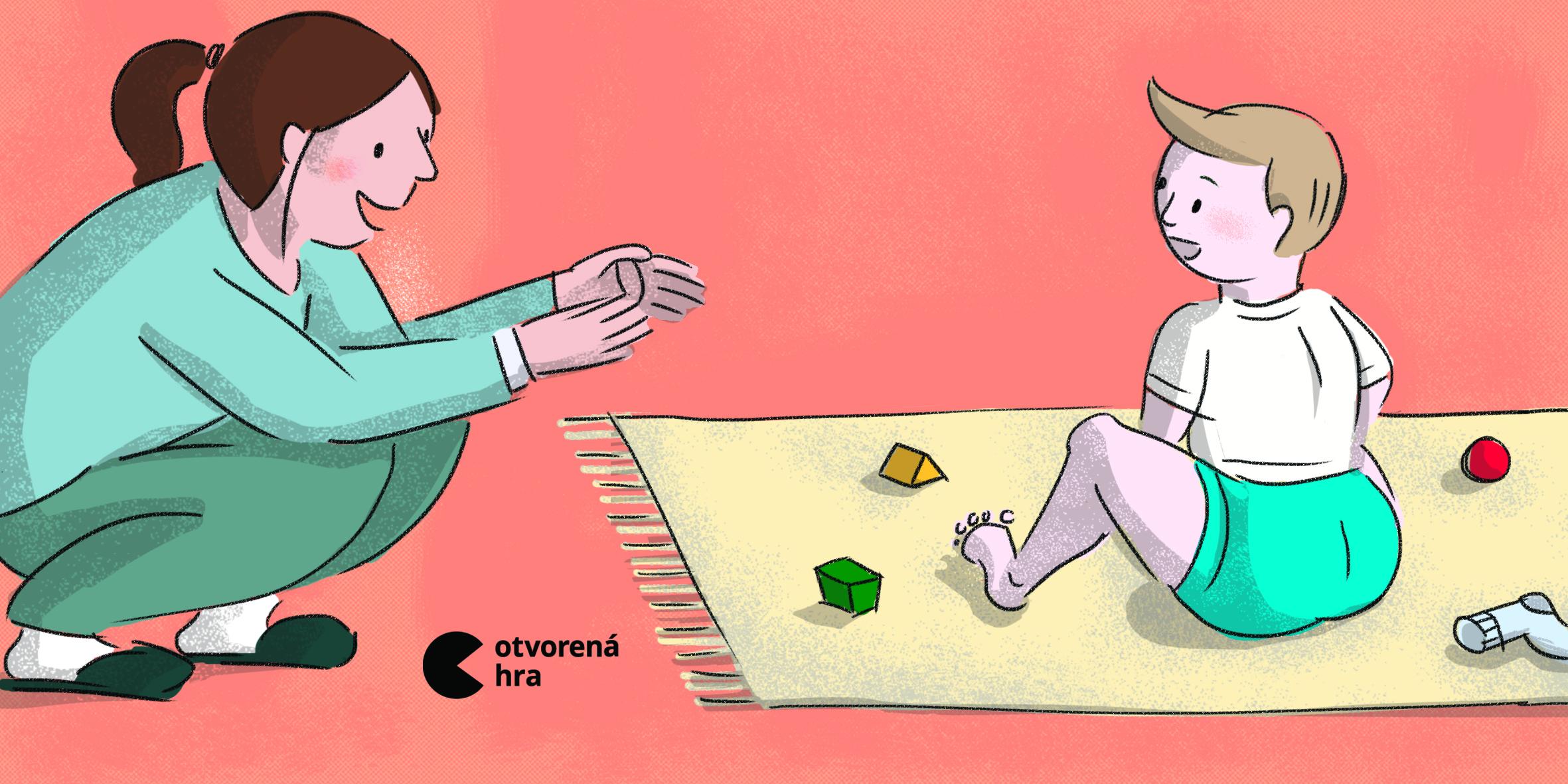 Desatoro komunikácie s deťmi • Otvorená Hra