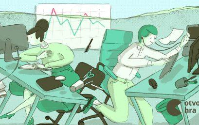 Pracujete v toxickej firemnej kultúre?